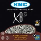 Łańcuch rowerowy KMC X8.93