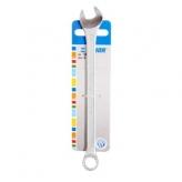 Klucz płasko-oczkowy 12 mm Eldi