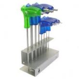 Zestaw imbusów IceToolz 2-8 mm