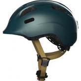 Kask rowerowy dziecięcy Abus Smiley 2.0 Royal Green M