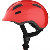 Kask rowerowy Abus Smiley 2.0 S sparkling red