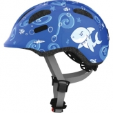 Kask rowerowy Abus Smiley 2.0 S 45-50 blue sharky
