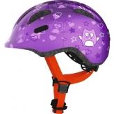 Kask rowerowy Abus Smiley 2.0 S 45-50 purple star