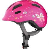 Kask rowerowy Abus Smiley 2.0 S 45-50 pink butterfly