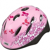 Kask rowerowy Abus Smooty M 50-55 pink butterfly