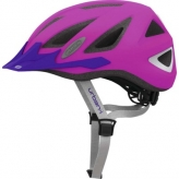 Kask rowerowy Abus Urban-I 2.0 M 52-58 neon pink