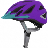 Kask rowerowy Abus Urban-l 2.0 M 52-58 neon purple