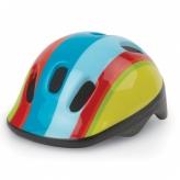 Kask rowerowy dziecięcy Polisport Rainbow XXS