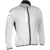 Kurtka rowerowa WOWOW Ultralight Supersafe biała XXXL