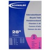 Dętka rowerowa Schwalbe 28 light fv 80mm (SV20)