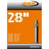 Dętka rowerowa cst 28 x 1.75 x 2.35 dv 40mm