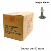 Dętka rowerowa cst 28x1 3/8 dv 40mm (50 szt.)