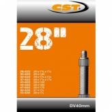 Dętka rowerowa Cst 28x1 3/8x1x2 1/8 dv 40mm