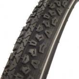 Deli tire opona 24x1.75 r czarna atb