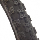 Opona rowerowa Deli  20x1.75 BMX czarna