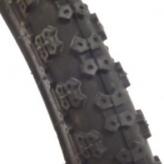 Opona rowerowa Deli 20x2.125 BMX czarna
