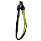 Gumy na bagażnik rowerowy Bibia hak czarne - zielone