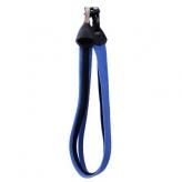 Gumy na bagażnik rowerowy Bibia hak czarne - niebieskie