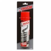 Olej do łańcuchów cyclon course 250ml spray