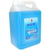 Zimowy płyn do spryskiwaczy eurol 5l