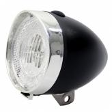 Union lampka przednia retro plus bateria zw