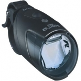 Przednia lampka rowerowa busch & muller ixon iq speed + zasilacz i akumulatory