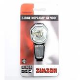 Simson lampka przednia e-bike kendo