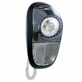 Union lampka przednia mobile led bateria czarny krt