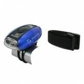 Sigma lampka przód micro niebieska