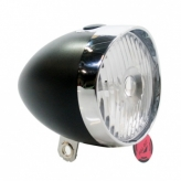 Move lampa retro led czarna