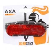 Tylna lampka rowerowa axa slim steady 80mm
