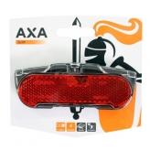 Tylna lampka rowerowa axa slim steady 50mm