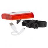 Lampka rowerowa tylna IKZI Goodnight Aside USB