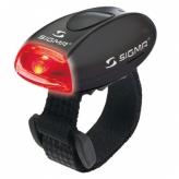 Sigma lampka tył micro czarna