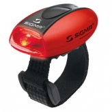 Sigma lampka tył micro czerwona
