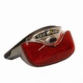 Tylna lampka rowerowa gazelle powervision 2