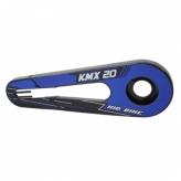 Osłona łańcucha kawasaki kmx 20'' niebieska