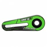 Osłona łańcucha kawasaki kmx 16'' zielona