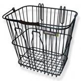 Koszyk rowerowy tylny Basil Bottle Basket czarny