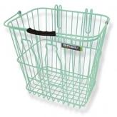 Koszyk rowerowy tylny Basil Bottle Basket pastel zielony