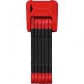 Abus vouwzamknięcie zapięcie bordo granit x-plus 6500/85 red st
