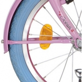 Alpina błotniki stang set 18 clubb sweet pink