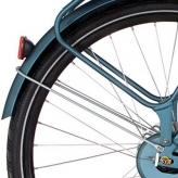 Cortina a błotniki stang e-yoya matt azure blue