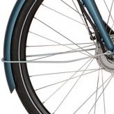 Cortina v błotniki stang e-yoya matt azure blue