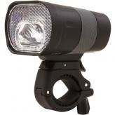 Lampka rowerowa przednia Spanninga Axendo 40 USB czarna