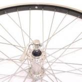 Koło rowerowe przednie merkloos 26'' x 1.75 czarne