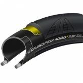 Opona rowerowa continental grand prix 4000s ii 700 x 25c zwijana