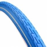 Opona rowerowa Deli 28x1 1/2 reflex niebieska
