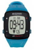 Pulsometr Sigma ID RUN gps hr puls niebieski 24910