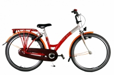"Big Bike Cool Girl 26"" 43 cm"